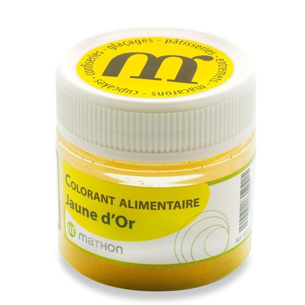 colorant alimentaire de synthse jaune dor - Colorant Alimentaire Jaune