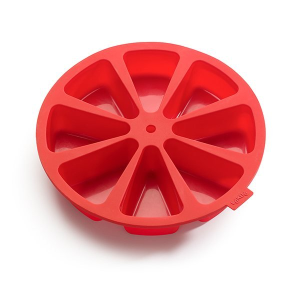 Moule A Gateau 8 Parts Cake Portion Silicone Lekue Mathon Fr