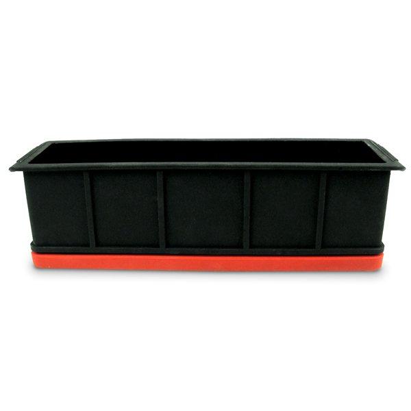 moule cake en silicone 33 cm moules et plaques en silicone mat riel de p tisserie. Black Bedroom Furniture Sets. Home Design Ideas