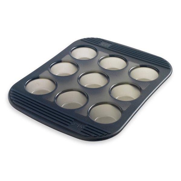 Moule Silicone 9 Mini Muffins Mastrad Zoom