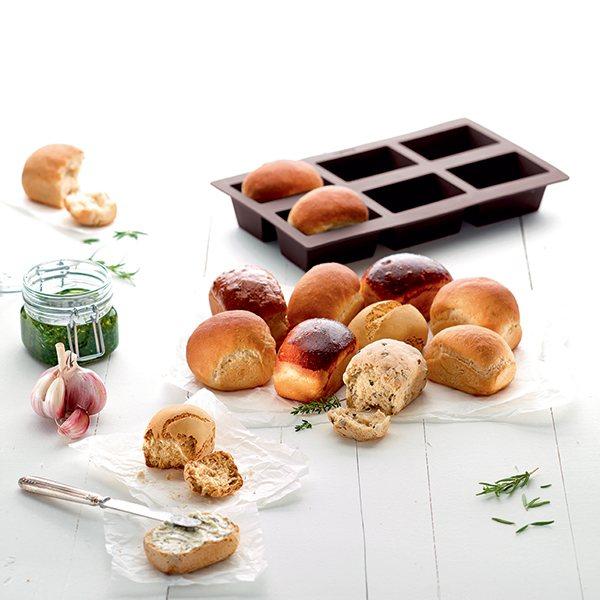 Moule de pain de silicone