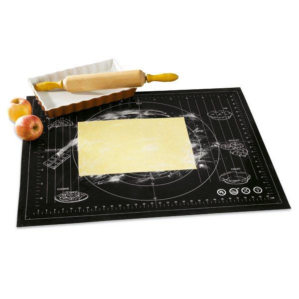 Tapis de p tisserie et de cuisson mathon tapis de - Materiel cuisine patisserie ...