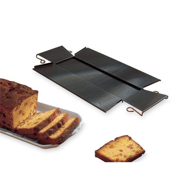 moule cake d montable gobel moules et plaques en m tal mat riel de p tisserie. Black Bedroom Furniture Sets. Home Design Ideas