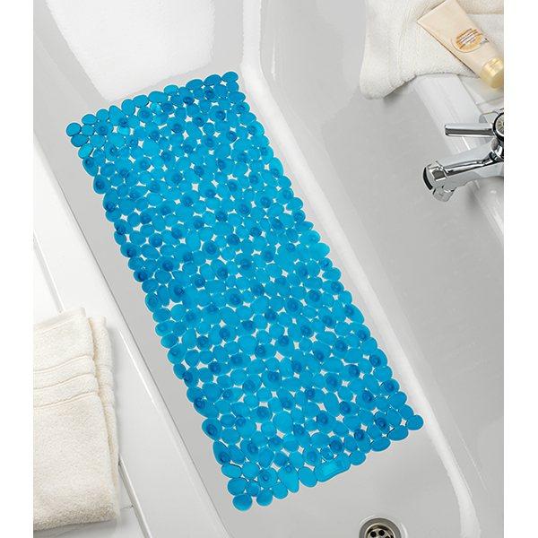 tapis de bain antid rapant paradise p trole am nagement de la salle de bain organisation de. Black Bedroom Furniture Sets. Home Design Ideas