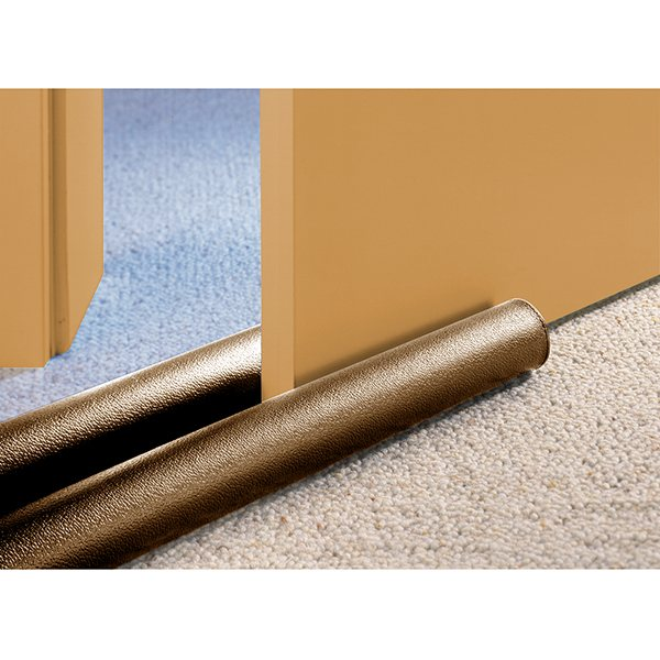 Joint de porte pliable marron zoom