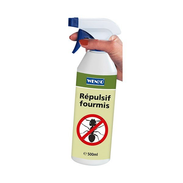 Spray répulsif anti-fourmis 500 ml zoom