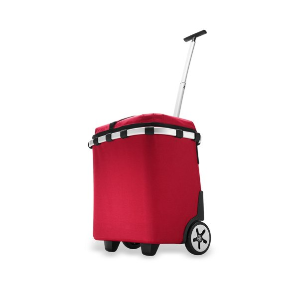 Shopping Trolley isotherme rouge zoom
