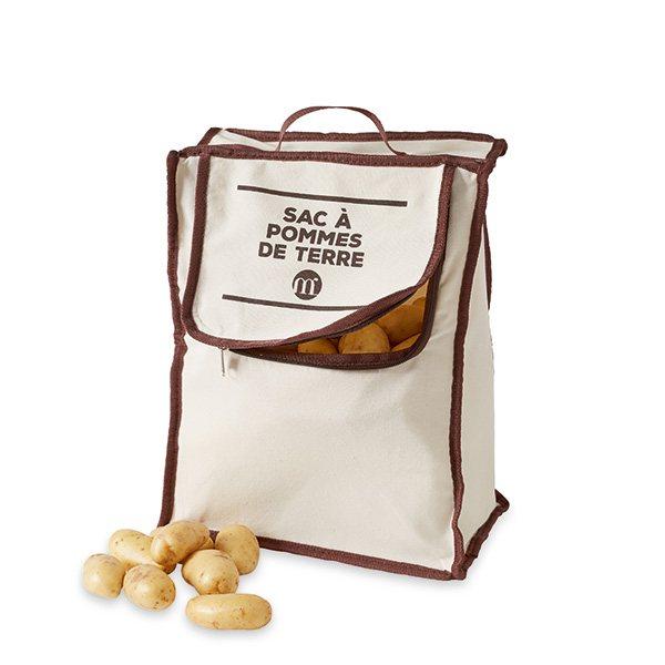 R serve pommes de terre 10 kg mathon sacs de - Boite conservation pomme de terre ...