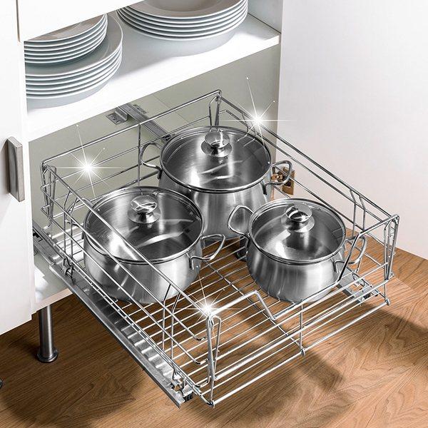 rallonge pour armoire midi wenko rangement de placards et tiroirs organisation de la cuisine. Black Bedroom Furniture Sets. Home Design Ideas