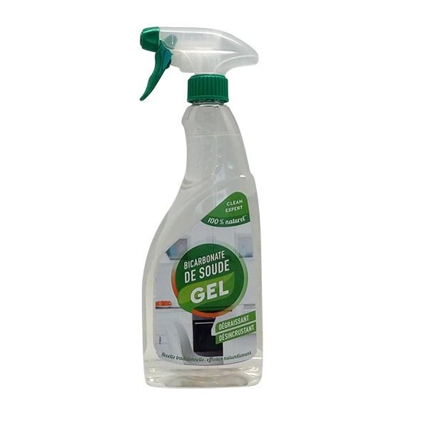 Bicarbonate de soude en gel 750 ml produits d 39 entretien - Bicarbonate de soude pour nettoyer ...