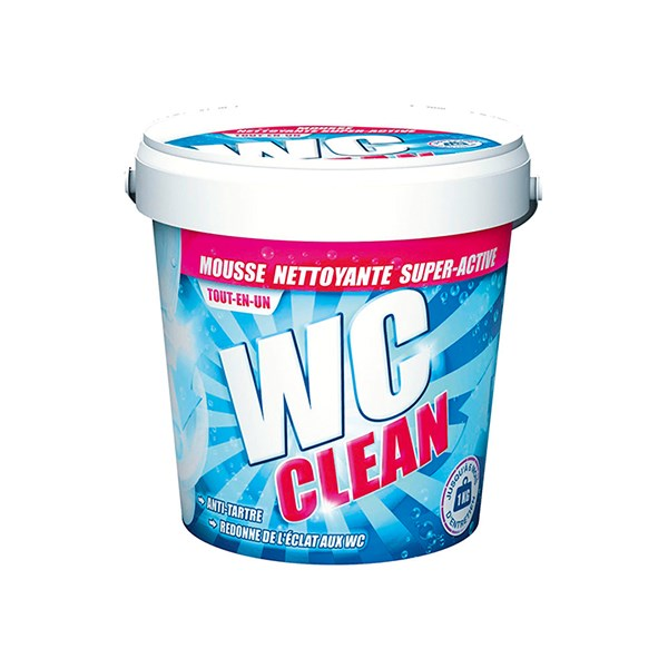 Mousse nettoyante WC CLEAN 1kg zoom