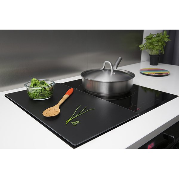 Planche de protection pour plaque de cuisson 50 x 28 cm - Plaque de protection murale pour cuisine ...