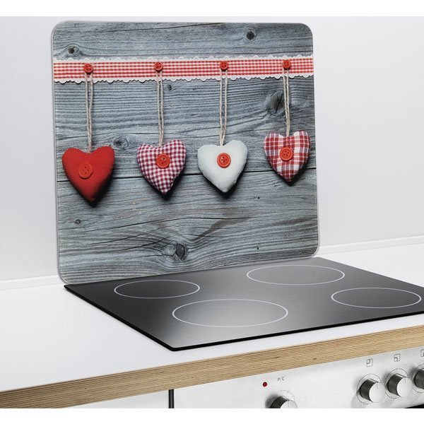 plaque protection cuisine murale simple perfect. Black Bedroom Furniture Sets. Home Design Ideas