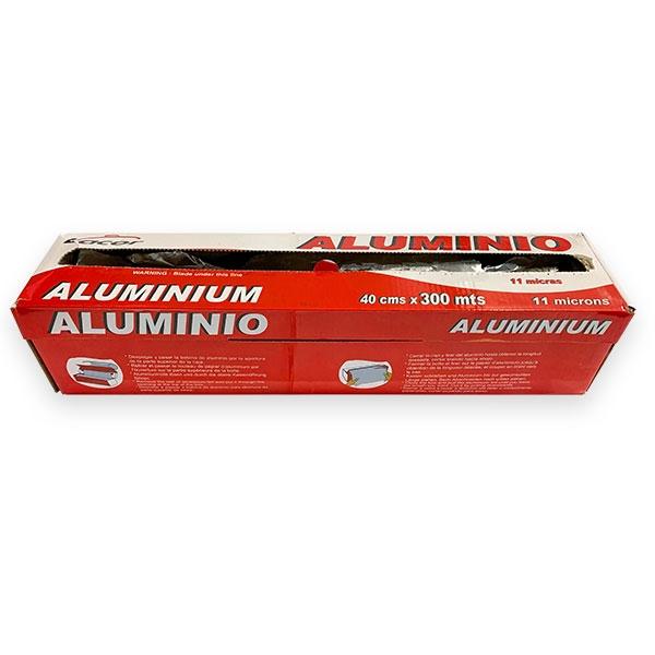 Rouleau De Papier Aluminium 300 M X 45 Cm Mathon Fr