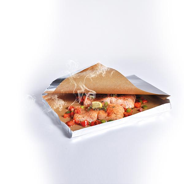 Rouleau papier aluminium et de cuisson 5 m tres elicuisine for Cuisine 5 metres
