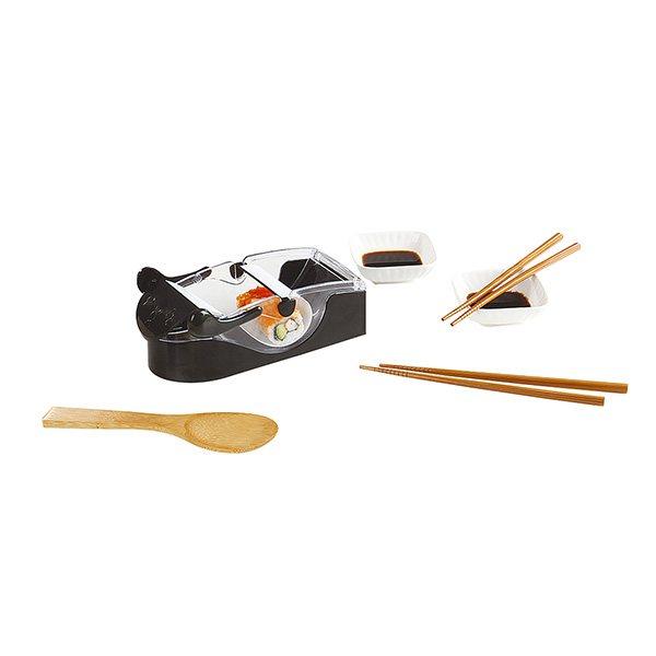 Kit sushis et makis kitchen artist ustensiles poissons for Kit ustensiles cuisine