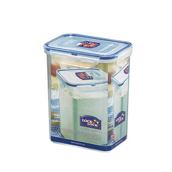 Bo te farine 1 8 l lock and lock bo tes et accessoires for Boite ustensile cuisine