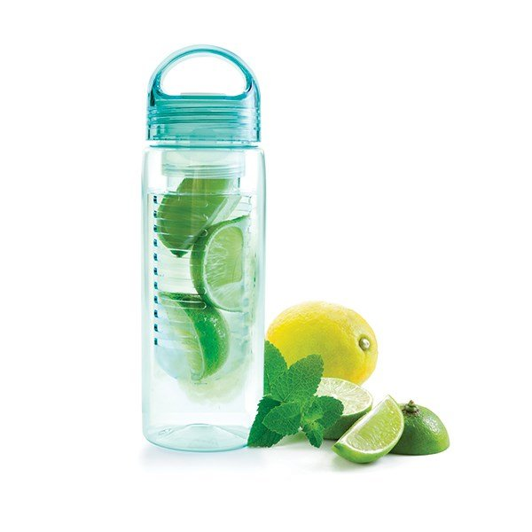 Bouteille Infuseur à fruits 690 ml ibili zoom