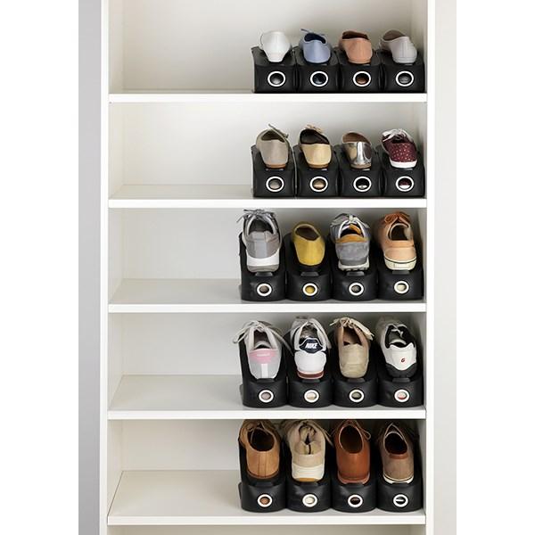 Range chaussures gain de place Meuble à chaussures Meuble à