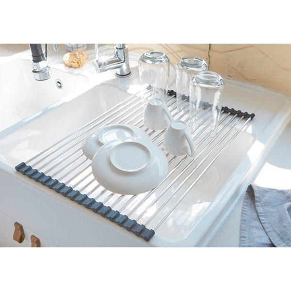 egouttoir filaire pour vier egouttoir vaisselle accessoires vier organisation de la. Black Bedroom Furniture Sets. Home Design Ideas