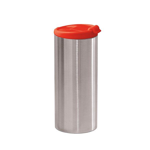 mug isotherme inox double paroi rouge 35 cl zak designs carafes pichets et mugs boissons. Black Bedroom Furniture Sets. Home Design Ideas