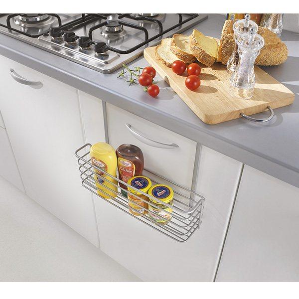 Porte accessoires pour vier galileo egouttoir for Accessoires pour cuisine amenagee