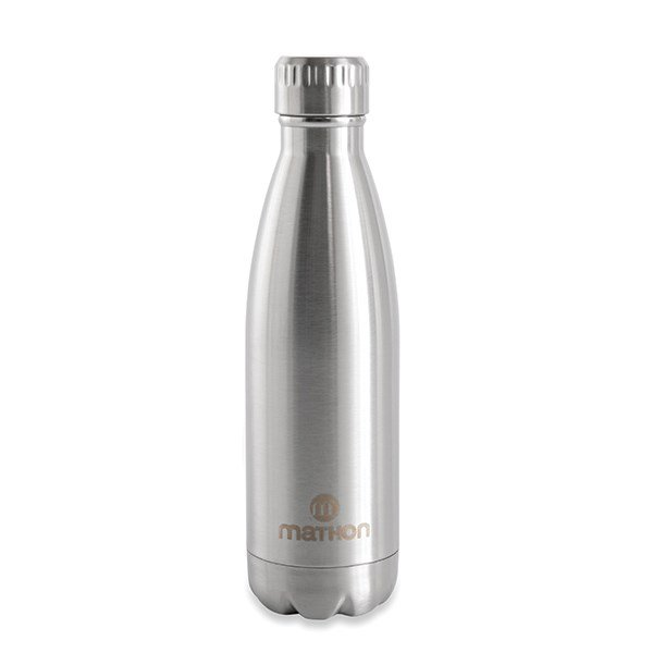 Bouteille inox isotherme 0,5 L Mathon zoom