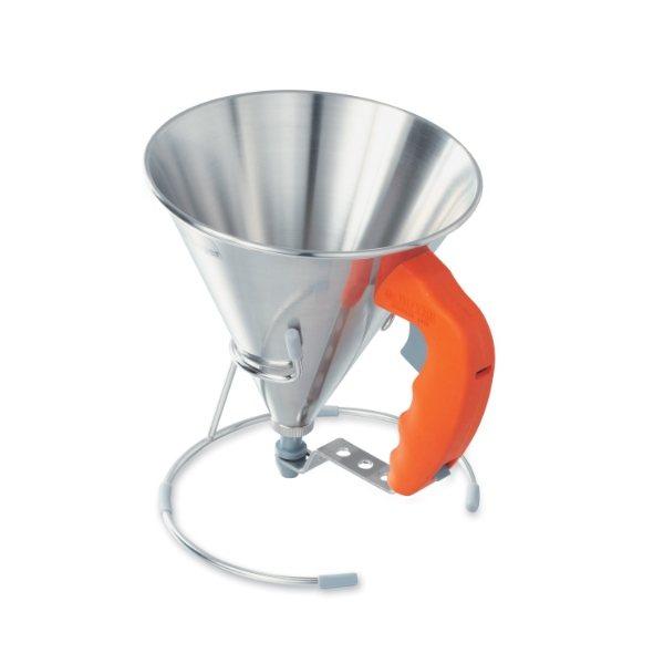 entonnoir piston orange de buyer entonnoirs de cuisine ustensiles de cuisine. Black Bedroom Furniture Sets. Home Design Ideas