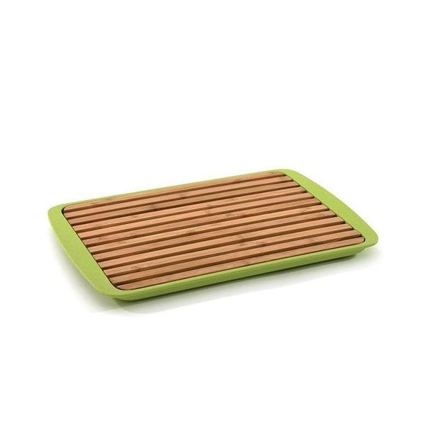 planche pain verte en fibre de bambou berghoff berghoff planches d couper et billots. Black Bedroom Furniture Sets. Home Design Ideas