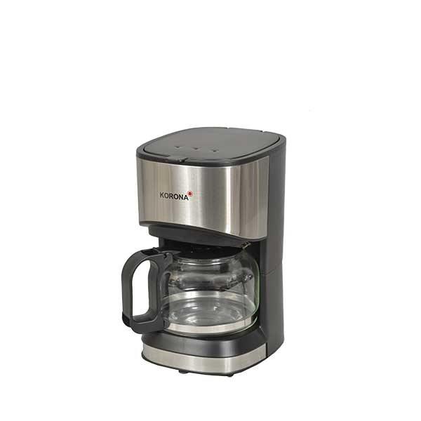 cafeti re compacte inox noir 6 tasses cafeti res lectriques petit lectrom nager. Black Bedroom Furniture Sets. Home Design Ideas