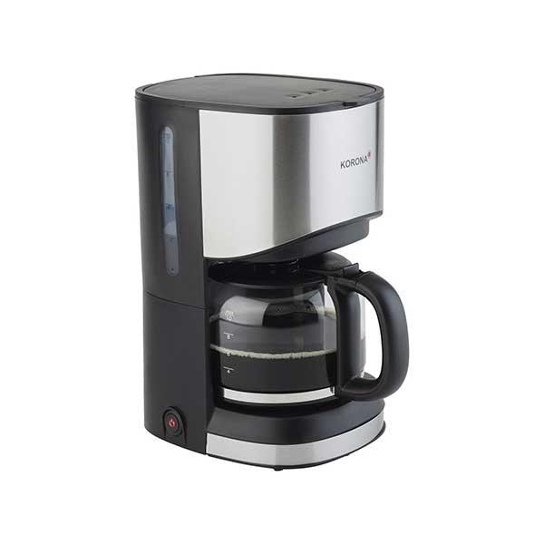 cafeti re inox noir 12 tasses cafeti res lectriques petit lectrom nager. Black Bedroom Furniture Sets. Home Design Ideas