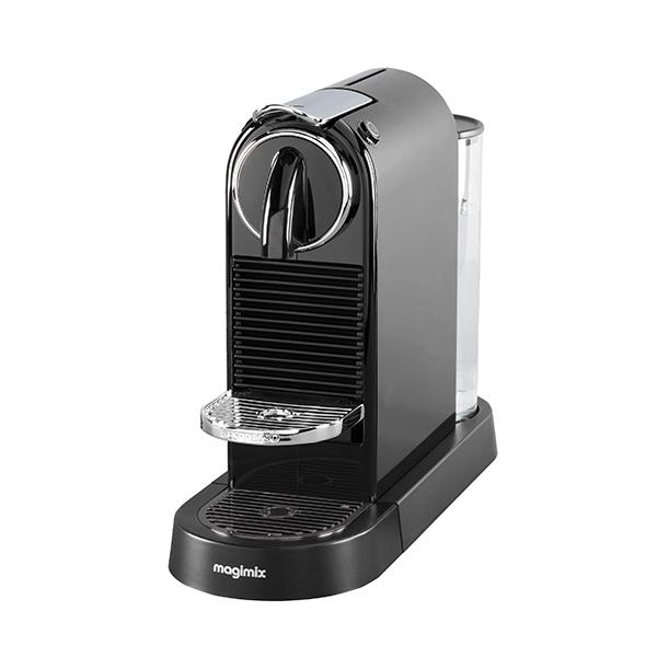nespresso m195 citiz 1 l noir magimix cafeti res lectriques petit lectrom nager. Black Bedroom Furniture Sets. Home Design Ideas