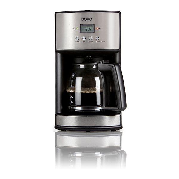 Cafeti re programmable 14 tasses domo cafeti res lectriques petit lectr - Cdiscount mon suivi de commande ...