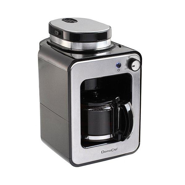 Machine à Café Moulin. Cafetière avec broyeur intégré 3 à 4 tasses DOMOCLIP  - Mathon.fr 193f0c3bb1da