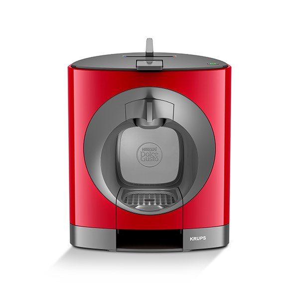 Cafeti Re Nescafe Dolce Gusto Oblo Rouge Krups Cafeti Res Lectriques Petit Lectrom Nager