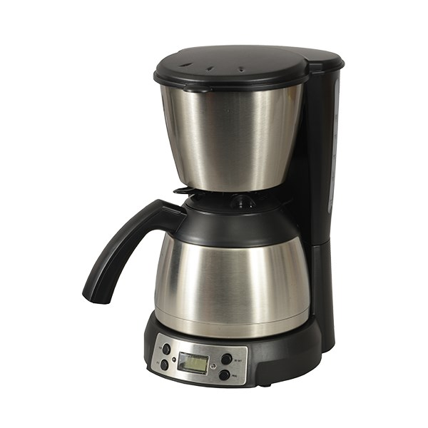 Cafetière filtre isotherme 10-12 tasses 800 W KSMD250TBT Kitchen Chef Professional zoom