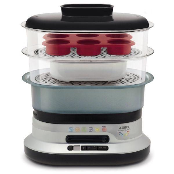 cuit vapeur steam nlight seb multicuiseurs et cuit vapeurs lectrique petit lectrom nager. Black Bedroom Furniture Sets. Home Design Ideas