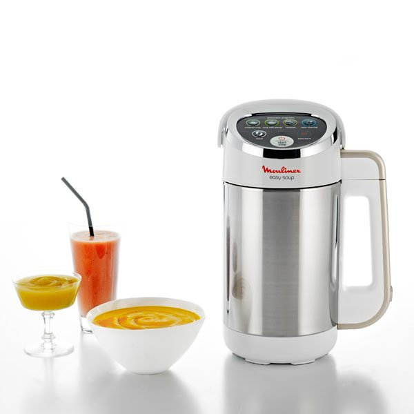 Blender chauffant Easy soup 1,2 L - 1200 W LM8411 Moulinex zoom