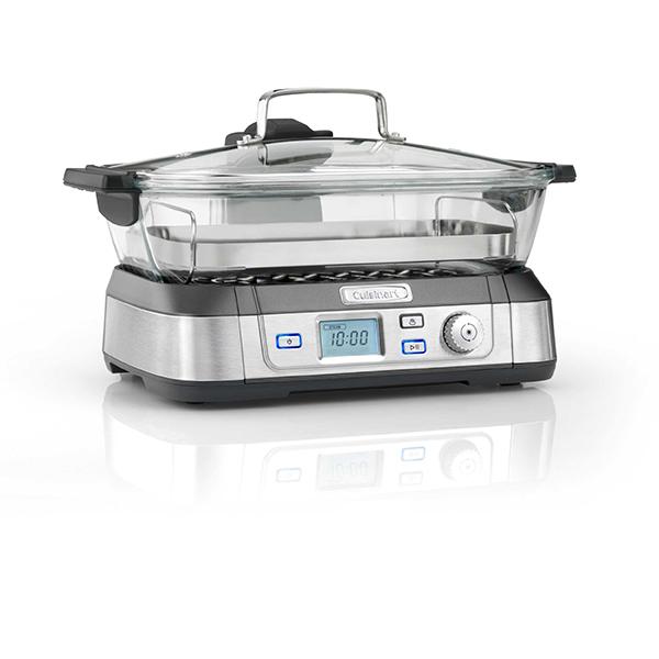cuiseur vapeur digital cookfresh cuisinart cuisson la vapeur mat riel de cuisson. Black Bedroom Furniture Sets. Home Design Ideas