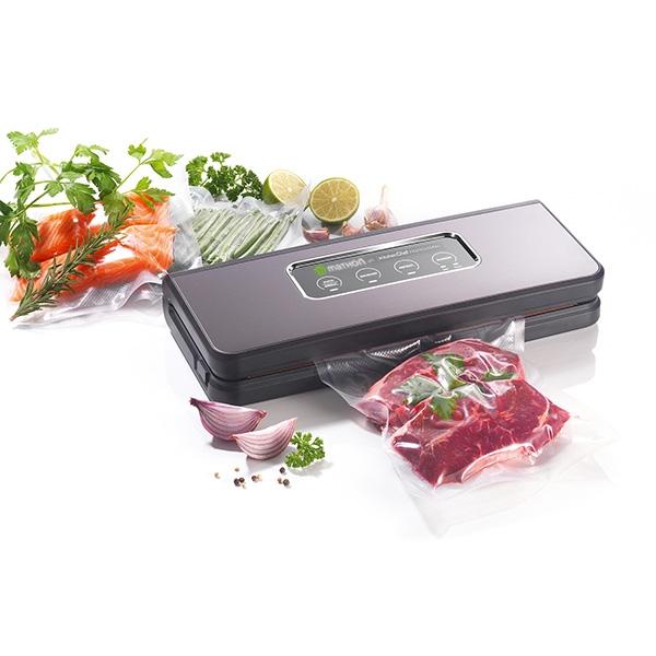 Sous Kitchen: Appareil à Emballer Sous Vide Inox Brossé 37 Cm 150 W