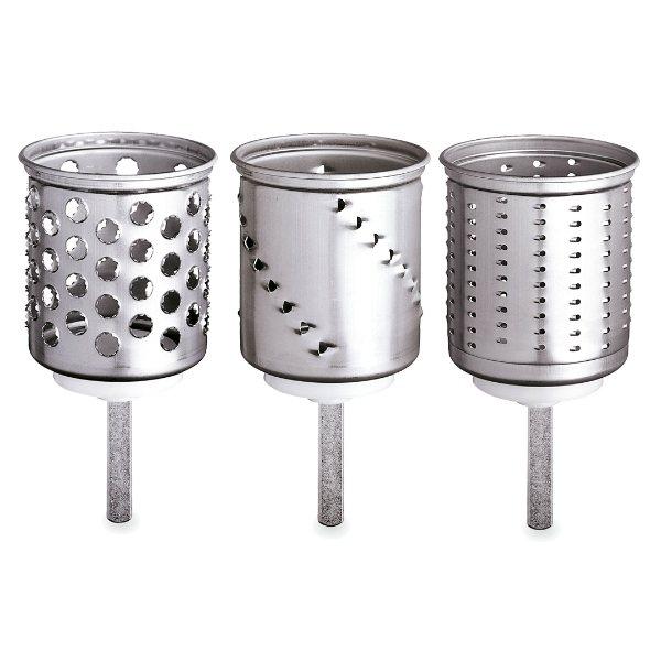 3 cylindres r pes sp ciales pour robot kitchenaid for Petit accessoire cuisine