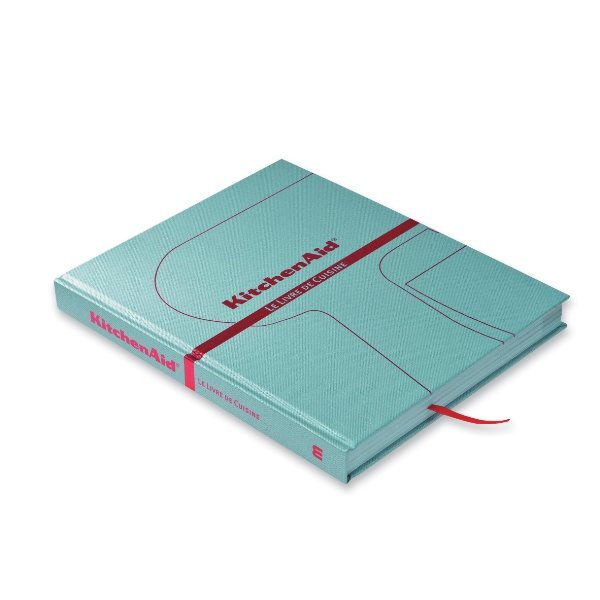 Livre de Cuisine : Kitchenaid CBSHOPFR Kitchenaid zoom