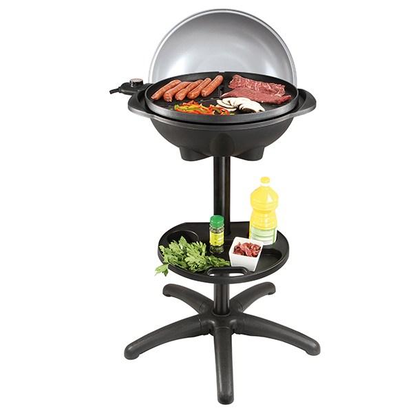 barbecue lectrique de table sur pied 1600 w grills lectriques planchas et barbecue petit. Black Bedroom Furniture Sets. Home Design Ideas