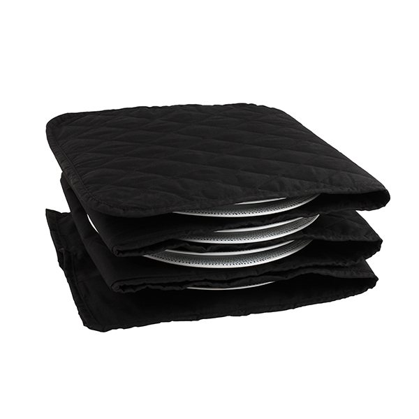 chauffe 10 assiettes lectrique noir vaisselle et service table art de la table et jardin. Black Bedroom Furniture Sets. Home Design Ideas