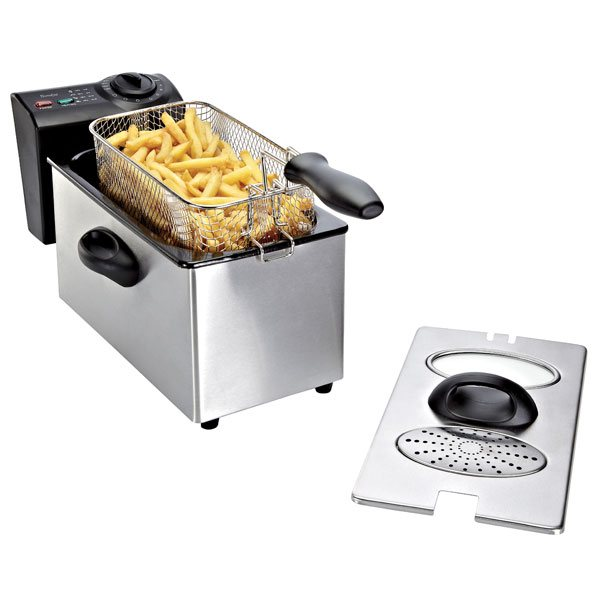 Friteuse Inox 3 L DOMOCLIP zoom