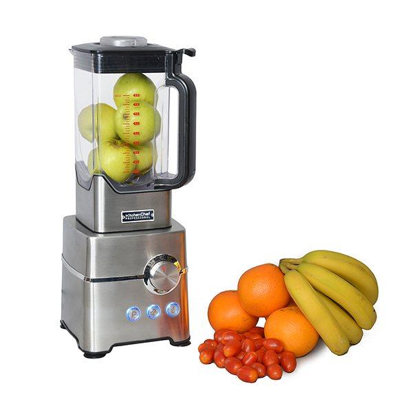 Super blender pro naturamix 2000 w kitchen chef - Super chef 2000 ...