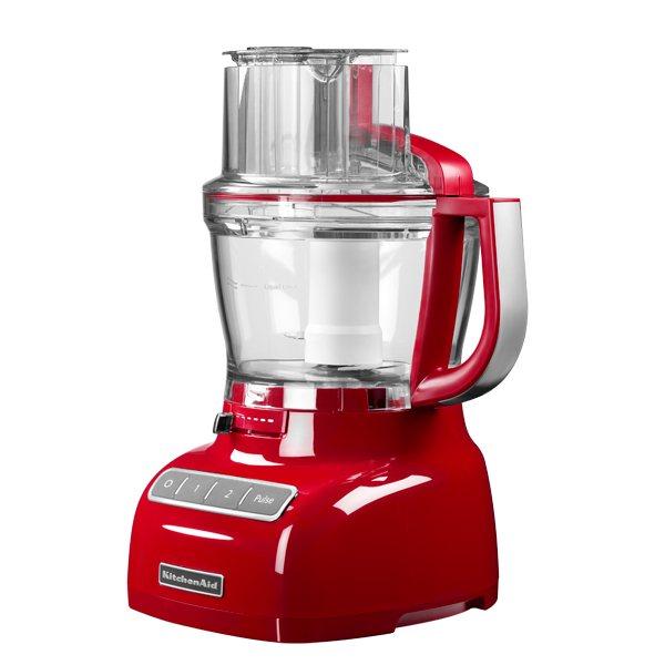 Robot Menager Rouge 3 1 L 300 W 5kfp1335eer Kitchenaid Mathon Fr