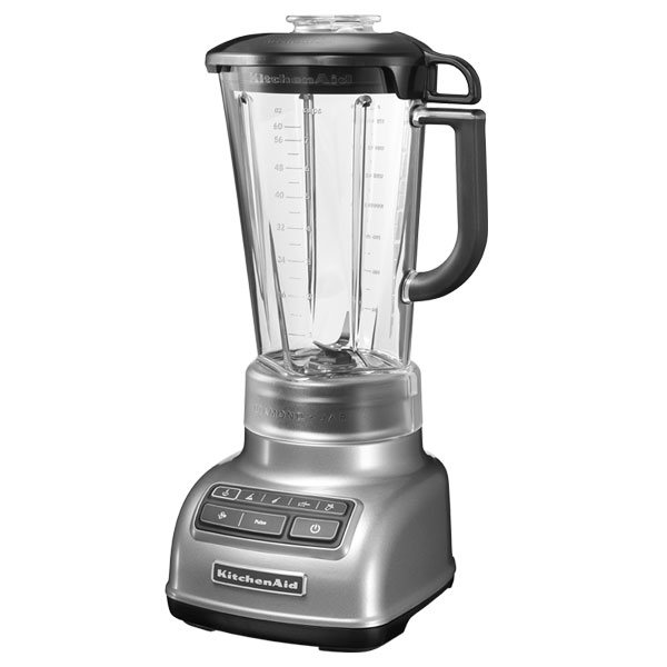 Blender   Mixeur Diamond 615 W Gris Argent 5KSB1585ECU Kitchenaid zoom