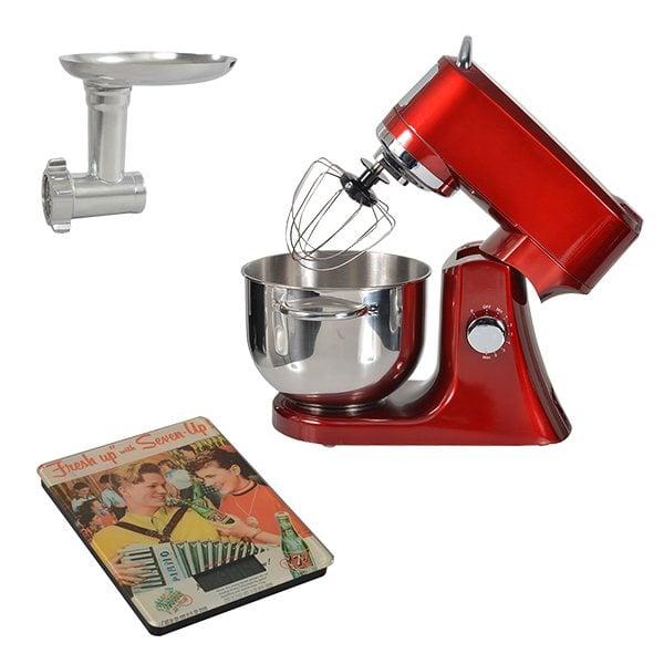 robot p tissier professionnel avec kit hachoir et balance vintage offerts kitchen chef. Black Bedroom Furniture Sets. Home Design Ideas