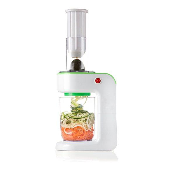 Coupe l gume spirale my vegetable domo coupe fruits - Decoupe legumes coupe legumes oignons et fruits ...